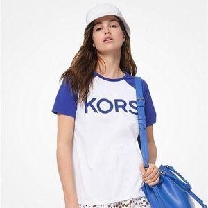Logo Cotton-Jersey Baseball T-Shirt